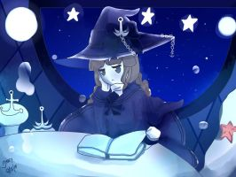 WADANOHARA AND THE GREAT BLUE SEA by Toreshi