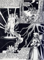 Fantasy comic 7 by Galhad