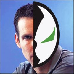 Todd mcfarlane Is spawn by Copeydude101