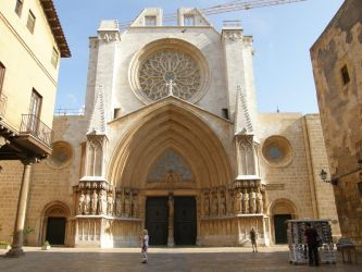 Spain T8 Cathedral d Tarragona by Gwathiell
