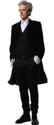 The Doctor - Dr Who PNG by Gasa979