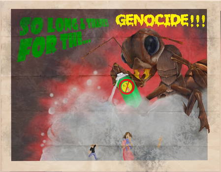 So Long .... And Thanks for the Genocide! by RobCBH