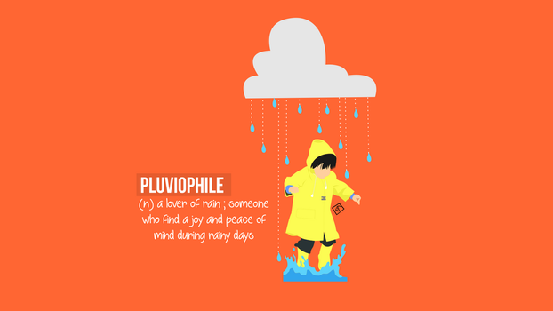 Pluviophile Wallpaper by annassetiawan