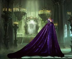The Evil Queen....Mistress Of The Mirror by countess1897