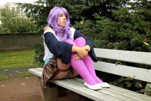 Mizore Shirayuki III by dark-columbia