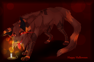 Happy Halloween 2013 by LittleRavine