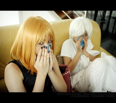 Mello and Near's SECRET by Crissey