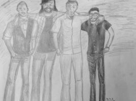 The Impractical Jokers by BrendanRizzo