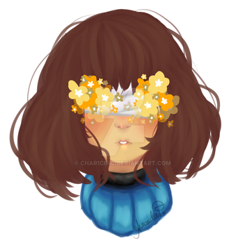 Frisk by char1cific