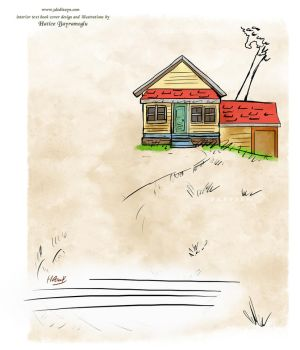 story house drawing by eydii