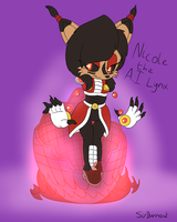 Legionization Request Nicole by SirBurnout