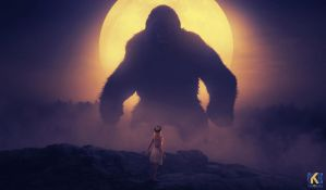 THE KONG by rajrkb