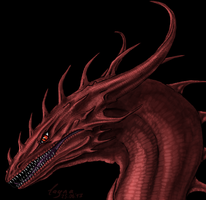 One of the many random Dragons by Laynas