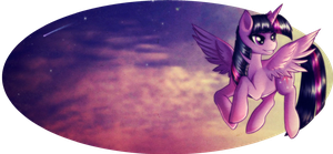 Wings - Twilight Sparkle by RizCifra