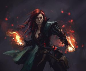 Daily 211/365 Triss Merigold by Takeda11