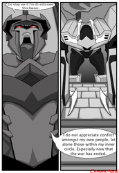 Disciplined pg64 by CrimsonMetal