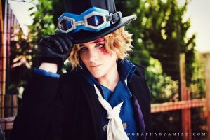 Sabo Cosplay by RobbieDGrimm