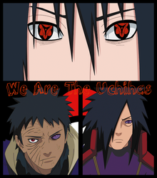WE ARE THE UCHIHAS by AlanMac95