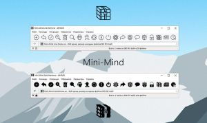 Mini-Mind WinRAR theme by alexgal23