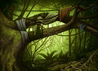 PW - Jungle Home by ghoulchris