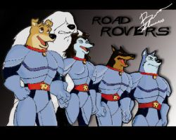 Road Rovers Colorido xD by ExileFlash
