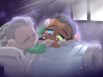 Happy Fathers Day (Markus And Carl) by thegreatrouge