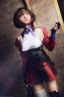 Mumei-kabaneri-cosplay by kuricurry