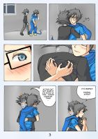 HS - CG: Comfort the heir - p3 by ChibiEdo