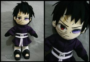 Uchiha Obito by renealexa-plushie