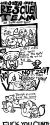 Pokemon Mystery Dungeon by VotM