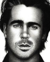 Colin Farrell by HarryMichael