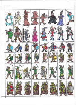 Roleplaying Figures1a by Eidolon1
