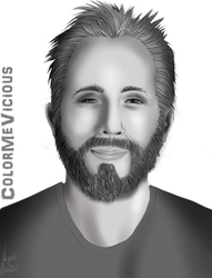 Roosterteeth - Geoff Ramsey by ColorMeVicious