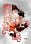 Gear Fourth Snake Man by MFMugen