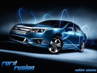 Ford Fusion- Wavy Things... by Taglane