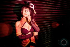 Litchi Faye Ling by Flanna