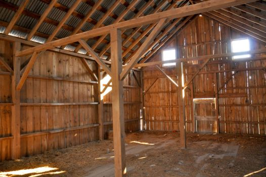 Abandoned Dairy Farm 123 by FairieGoodMother