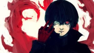 Kaneki:RE by sapphire22crown