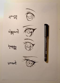 Even more Eye Practice! by Lighane
