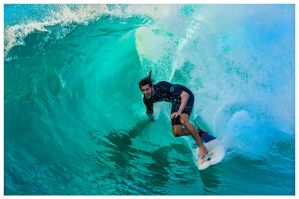 Surfing Tamarama12 by catchaca1
