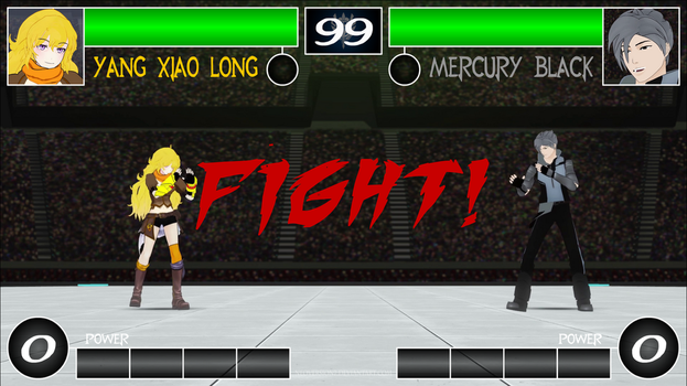 RWBY - Streeter Fight by NeoVersion7