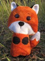 Eco-friendly, Curious Fox by mypetmoon