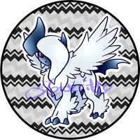 Mega Absol by korderitto