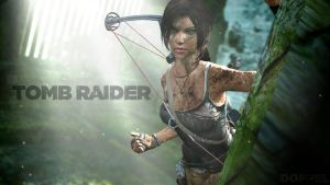 rebooted wallpapers: Tomb Raider 3 by doppeL-zgz