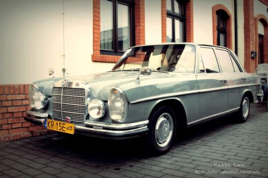 MB 280 S by pawelsky