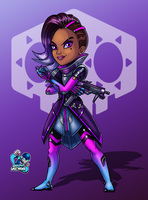 SOMBRA OVERWACH by rozhvector