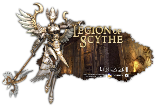 Lineage 2 Splash Screen by RyuuketsuEG