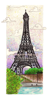 eiffel by OphAiRO