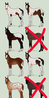 Foal Designs [0/10] by mesabi