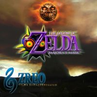 Majora's Mask Album Cover by spartanz91